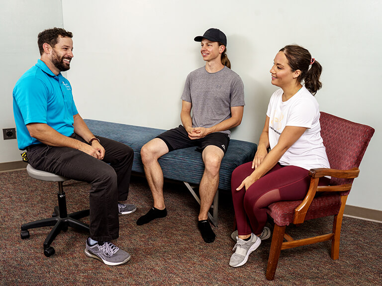 Our goal is to help you prevent pain naturally so you can spend more time doing what you want and less time in our office.